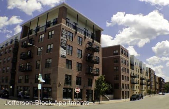Jefferson Block - 143 N Jackson St, Milwaukee, WI 53202