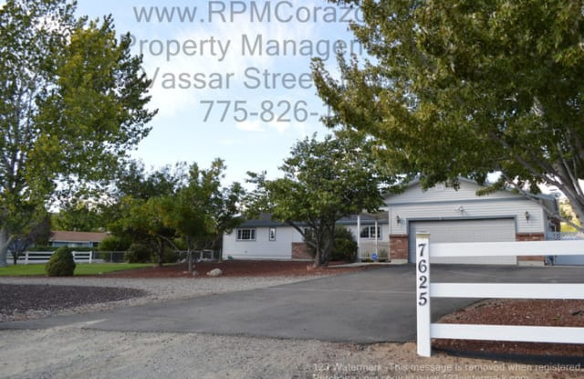 7625 Hillview Drive - 7625 Hillview Drive, Golden Valley, NV 89506