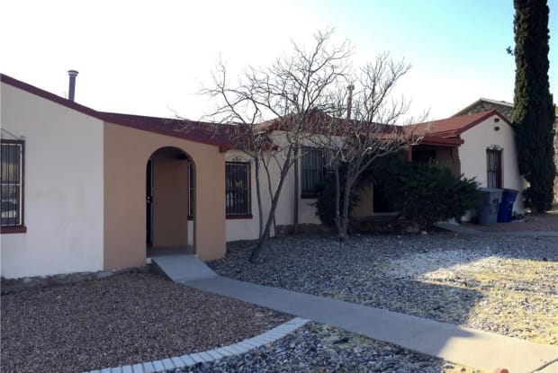 2411 N KANSAS Street - 2411 North Kansas Street, El Paso, TX 79902