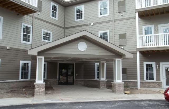 Bliss Park Senior Apartments - 3205 Douglass St., Saginaw, MI 48601