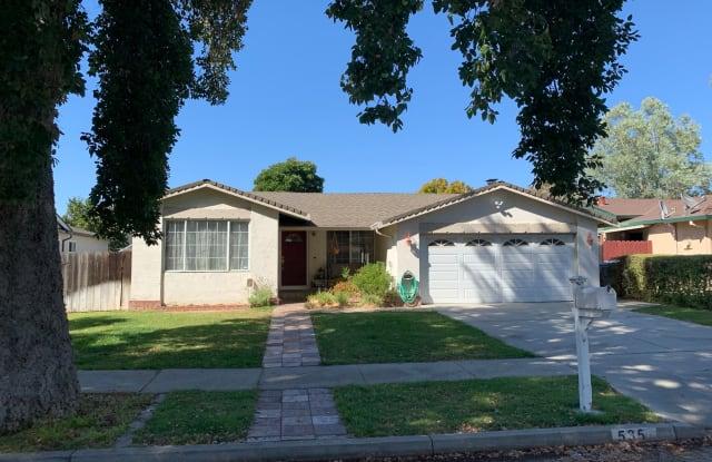535 Hassinger Rd - 535 Hassinger Road, San Jose, CA 95111