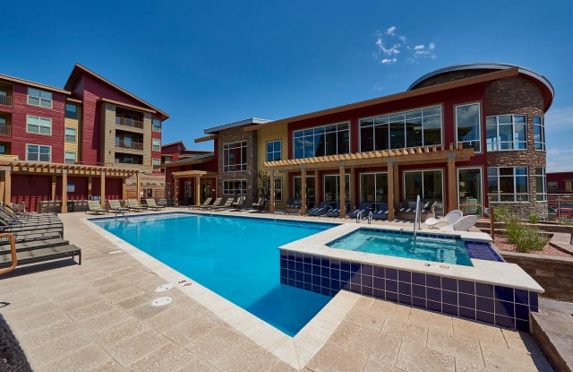 Cortland Powers North - 4637 Asher Heights, Colorado Springs, CO 80918