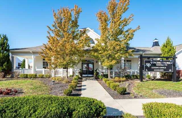 Winchester Park - 4080 Waderidge Trl, Groveport, OH 43125