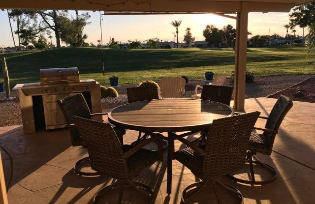 10315 W SAHARA Drive W - 10315 West Sahara Drive, Sun City, AZ 85351