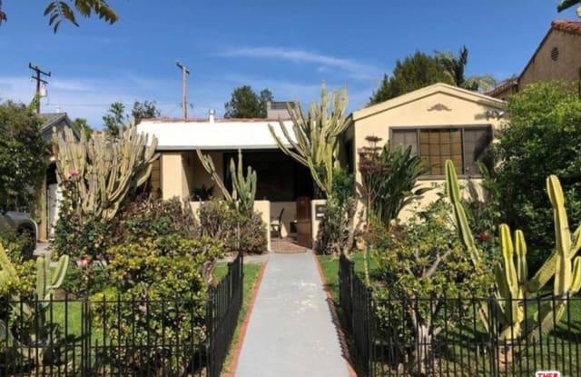 930 North LA JOLLA Avenue - 930 North La Jolla Avenue, West Hollywood, CA 90046