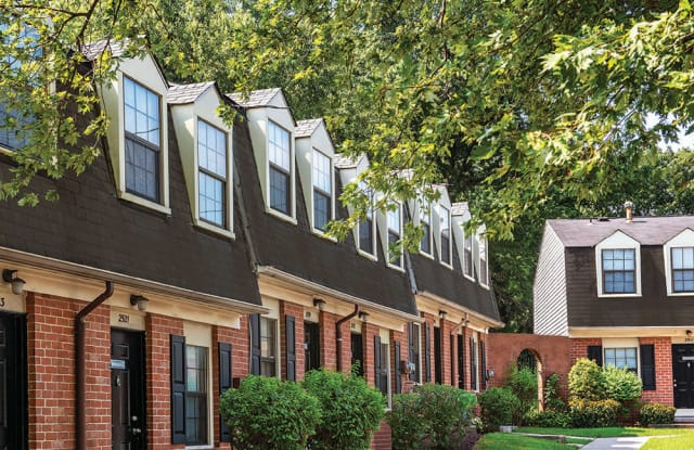 Dutch Village Townhomes - 2349 Perring Manor Rd, Baltimore, MD 21234