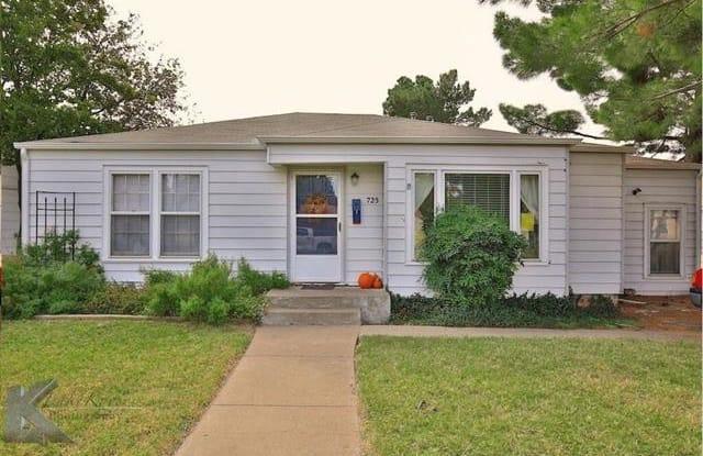 725 E North 11th Street - 725 East North 11th Street, Abilene, TX 79601
