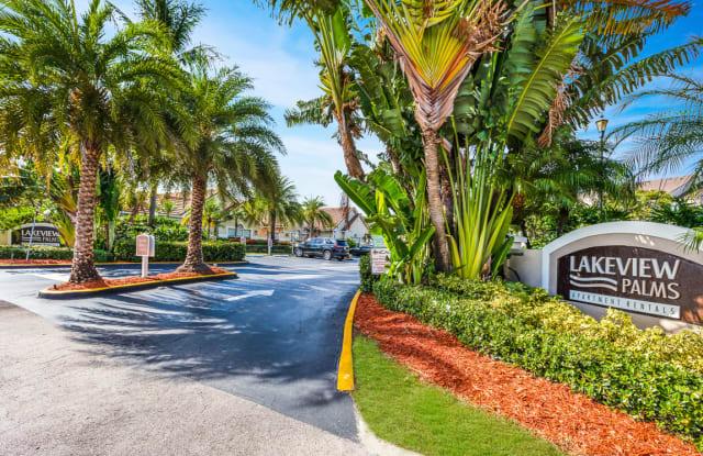 Lakeview Palms - 7575 Hampton Boulevard, North Lauderdale, FL 33068