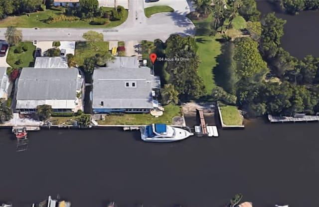 104 Aqua Ra Drive - 104 Aqua Ra Drive, Hutchinson Island South, FL 34957