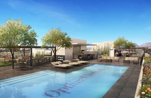 Optima Kierland Apartments - 7140-7160 East Kierland Boulevard, Scottsdale, AZ 85254