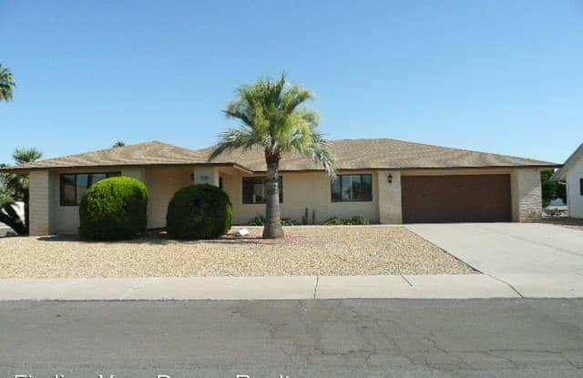 13146 W Paintbrush - 13146 West Paintbrush Drive, Sun City West, AZ 85375