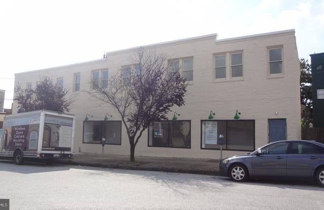 919 W BARRE STREET - 919 West Barre Street, Baltimore, MD 21230
