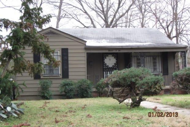 1306 Adams Street - 1306 Adams Street, Little Rock, AR 72204