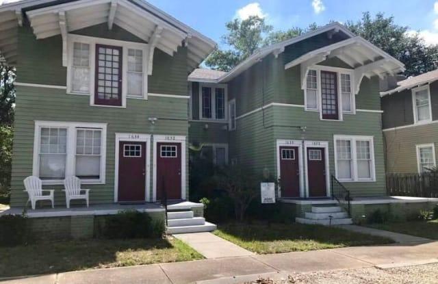 1620-1634 Donald Ave. - 1620 Donald St, Jacksonville, FL 32205