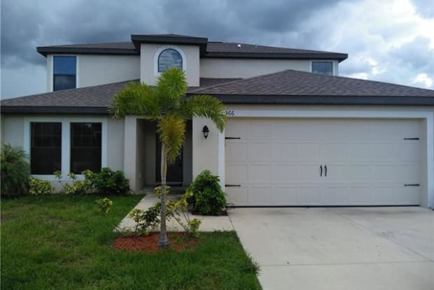 366 Shadow Lakes DR - 366 Shadow Lakes Drive, Lehigh Acres, FL 33974