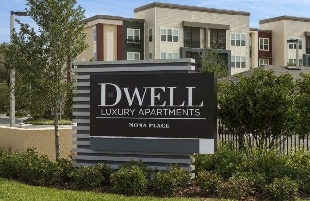 Dwell Nona Place - 10207 Dwell Court, Orlando, FL 32832
