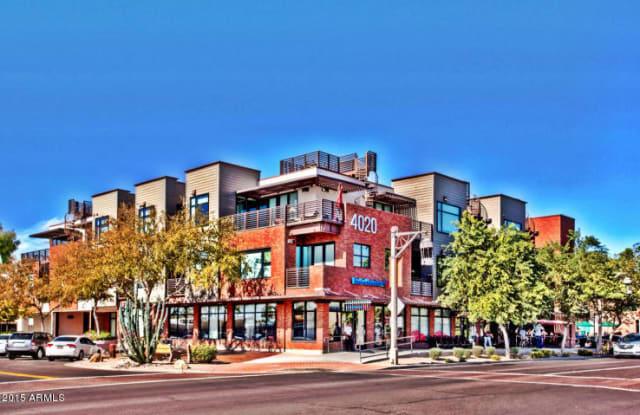 4020 N Scottsdale Road - 4020 North Scottsdale Road, Scottsdale, AZ 85251
