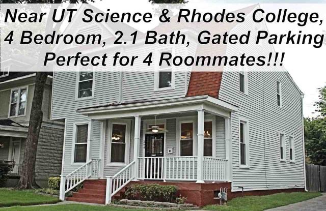 298 GARLAND - 298 Garland Street, Memphis, TN 38104