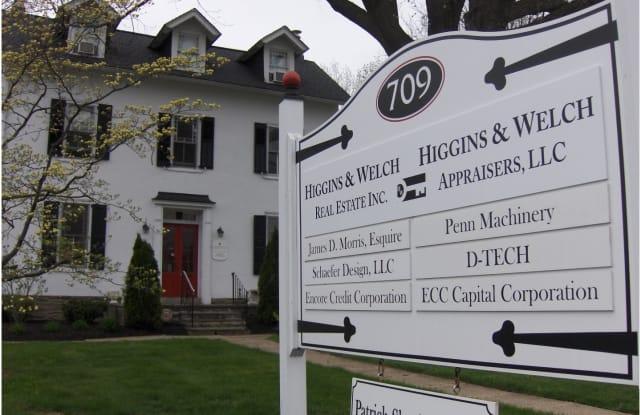 709 BETHLEHEM PIKE - 709 Bethlehem Pike, Montgomery County, PA 19038