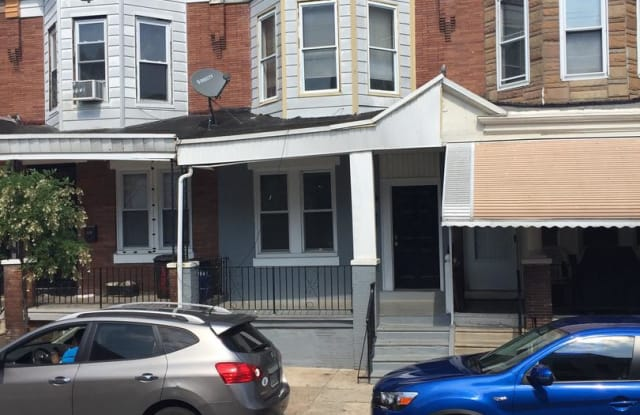 1225 N ALDEN ST - 1225 North Alden Street, Philadelphia, PA 19131