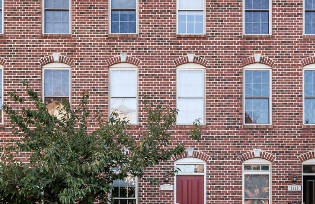 2115 E FAIRMOUNT AVENUE - 2115 East Fairmount Avenue, Baltimore, MD 21231