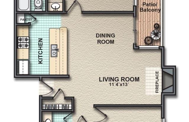 Stony Creek Apartments - 4911 Manchaca Rd, Austin, TX 78745