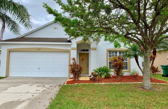 742 Cressa Circle - 742 Cressa Circle, Cocoa, FL 32926