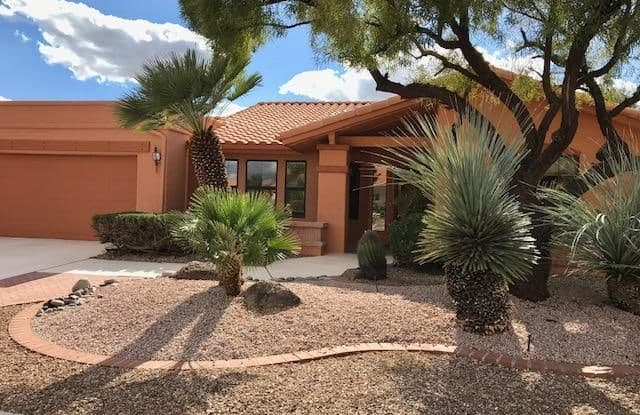 14645 N SPANISH GARDEN Lane - 14645 North Spanish Garden Lane, Oro Valley, AZ 85755