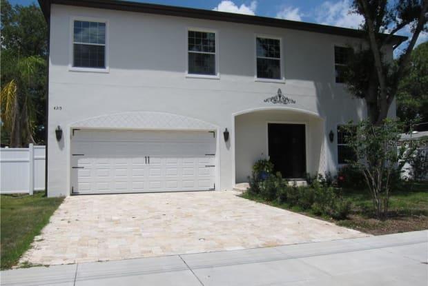 4315 S CAMERON AVENUE - 4315 South Cameron Avenue, Tampa, FL 33611