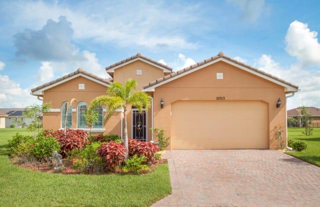 10313 SW Fernwood Avenue - 10313 SW Fernwood Ave, Port St. Lucie, FL 34987
