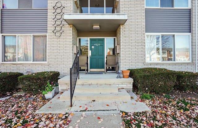 4829 MANSFIELD Avenue - 4829 Mansfield Avenue, Royal Oak, MI 48073
