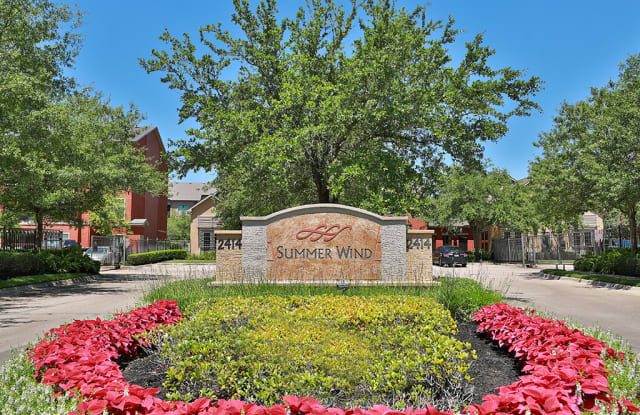 Summerwind - 2414 County Road 90, Pearland, TX 77584
