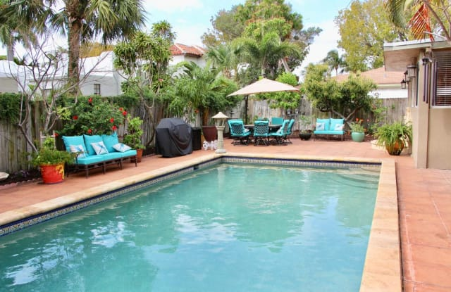 3607 S Olive Avenue - 3607 South Olive Avenue, West Palm Beach, FL 33405