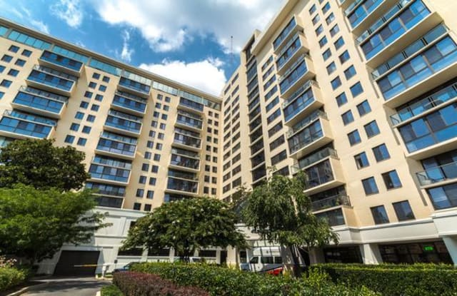 Triangle Towers - 4853 Cordell Ave, Bethesda, MD 20814