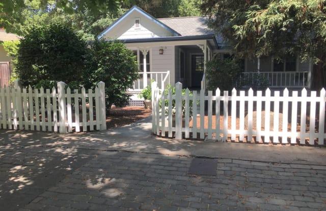 1010 Cedar St - 1010 Cedar Street, Calistoga, CA 94515