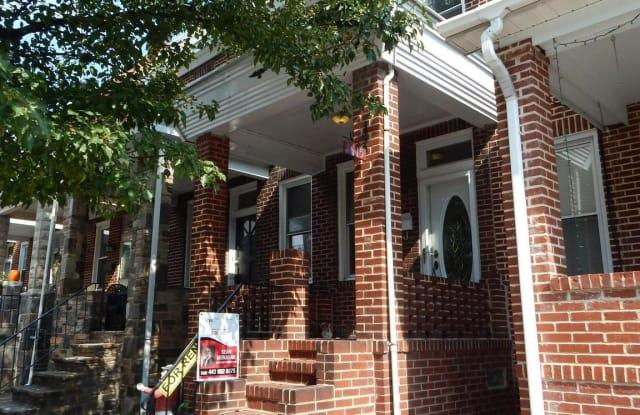 1615 WEBSTER STREET - 1615 Webster Street, Baltimore, MD 21230