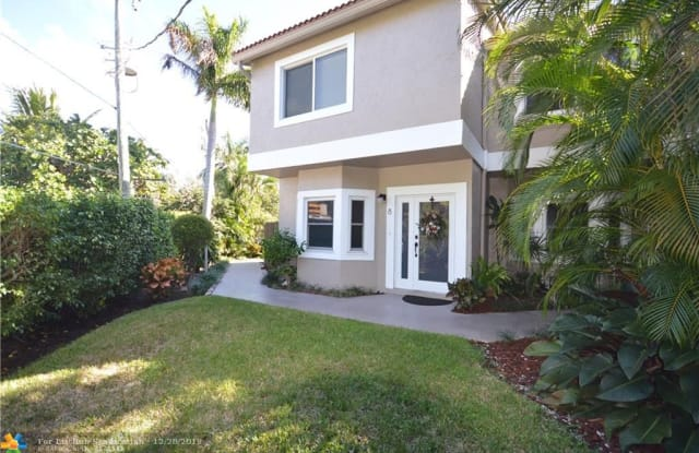 1301 Bayview Dr - 1301 Bayview Drive, Fort Lauderdale, FL 33304