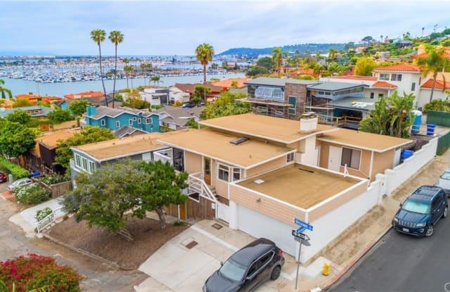 889 Armada Terrace - 889 Armada Terrace, San Diego, CA 92106