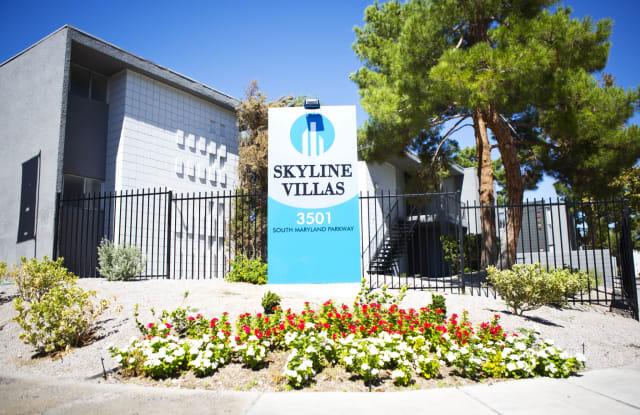 Skyline Villas - 3501 S Maryland Pkwy, Paradise, NV 89169