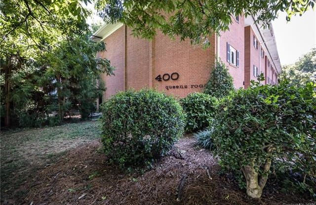 400 Queens Road - 400 Queens Road, Charlotte, NC 28207