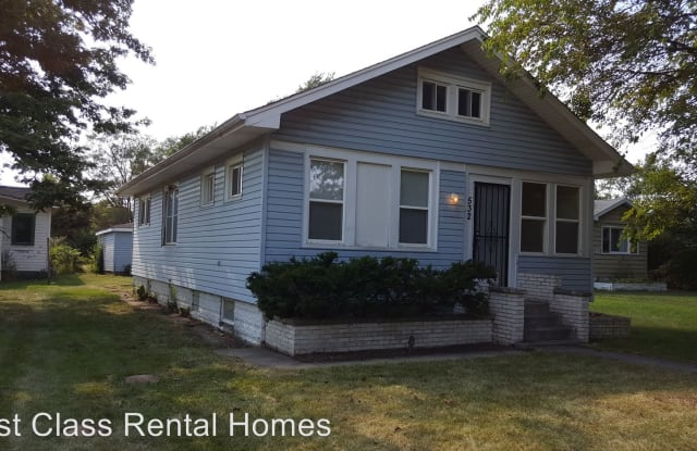 532 Hovey St - 532 Hovey Street, Gary, IN 46406