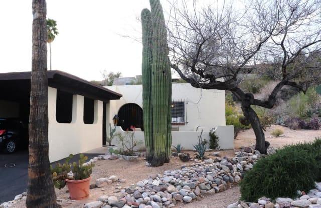 4793 N Via Entrada - 4793 North via Entrada, Catalina Foothills, AZ 85718