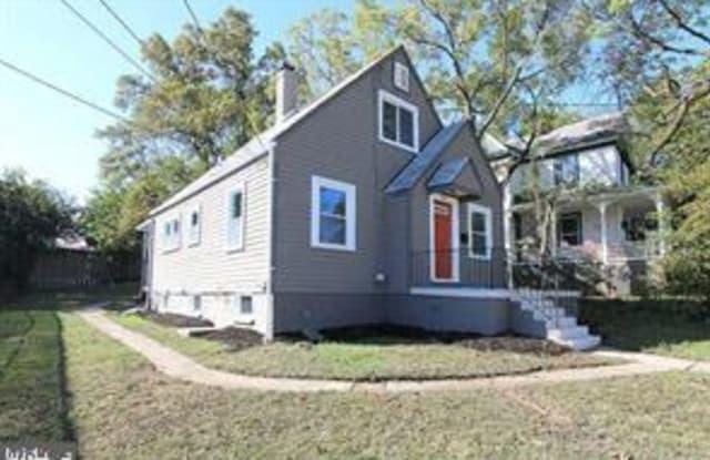 4003 SHEPHERD STREET - 4003 Shepherd Street, Brentwood, MD 20722