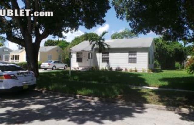 817 Winters - 817 Winters Street, West Palm Beach, FL 33405