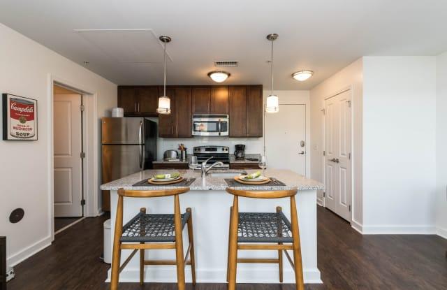 101 Ellwood Modern Apartments & Lofts - Baltimore, MD ...