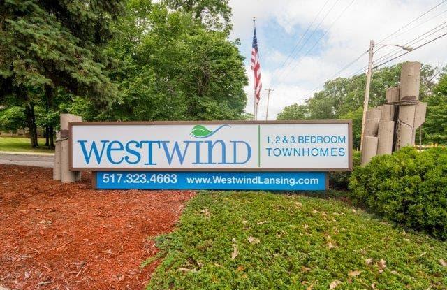 Westwind Townhomes - 225 Spinnaker Dr, Lansing, MI 48917