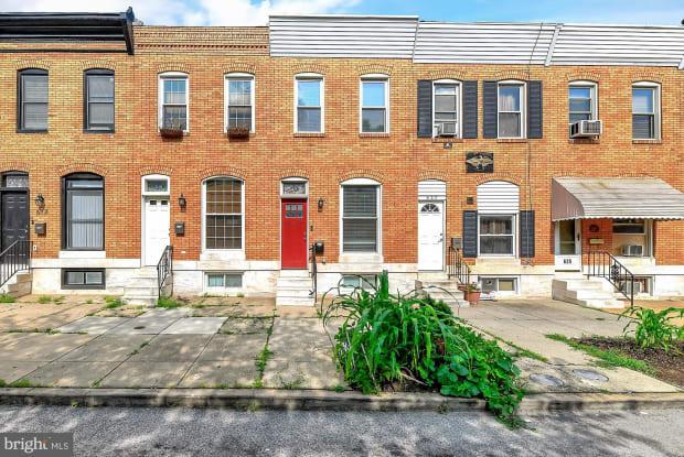 621 S LEHIGH STREET - 621 South Lehigh Street, Baltimore, MD 21224