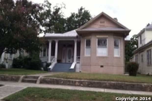 805 N Pine St - 805 North Pine Street, San Antonio, TX 78202