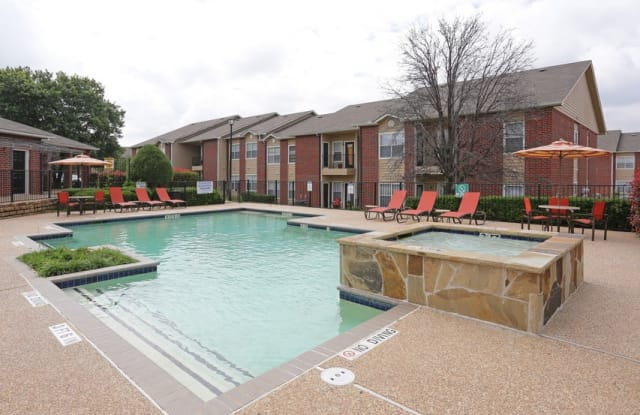 Stonebrook Village Apartments - 7500 Rolling Brook Drive, Frisco, TX 75034