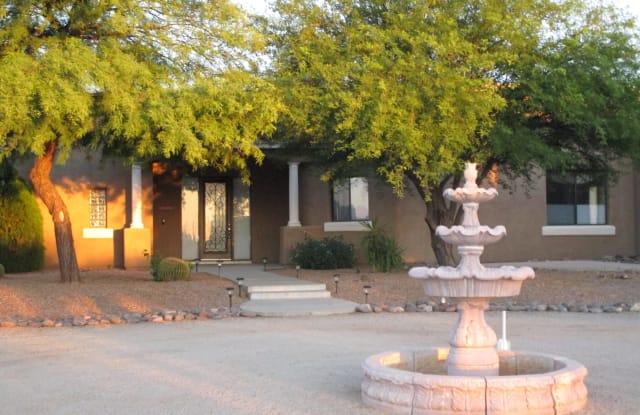 9190 E Sycamore Springs Trail - 9190 East Sycamore Springs Trail, Corona de Tucson, AZ 85641